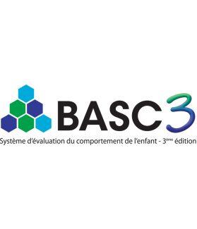 BASC-3 - Système d'évaluation du comportement de l'enfant - 3ème édition