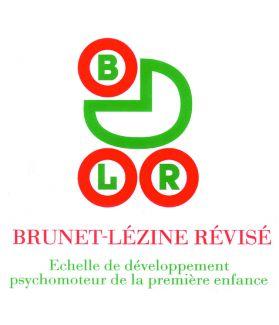 BLR - Échelle de développement psychomoteur de la première enfance de Brunet-Lezine