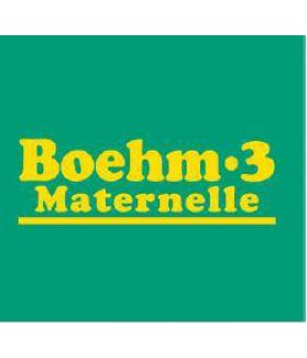 BOEHM-3 MATERNELLE - Test des concepts de base