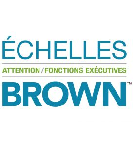 BROWN EF/A - Échelles Brown - Attention / Fonctions exécutives