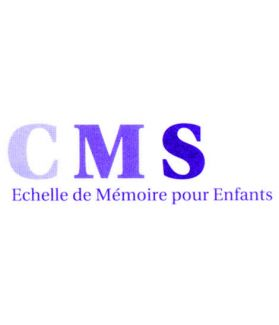 CMS - Échelle de mémoire pour enfants