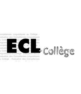 ECL-COLLEGE - Évaluation des compétences linguistiques écrites au collège