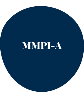 MMPI-A - Inventaire Multiphasique de Personnalité du Minnesota - Adolescents