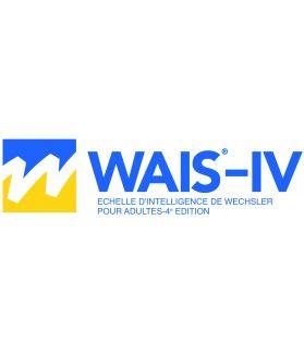 WAIS-IV - Échelle d'intelligence de Wechsler pour adultes - 4ème édition